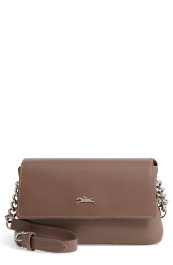 Longchamp 'Honore' Crossbody Bag - Beige
