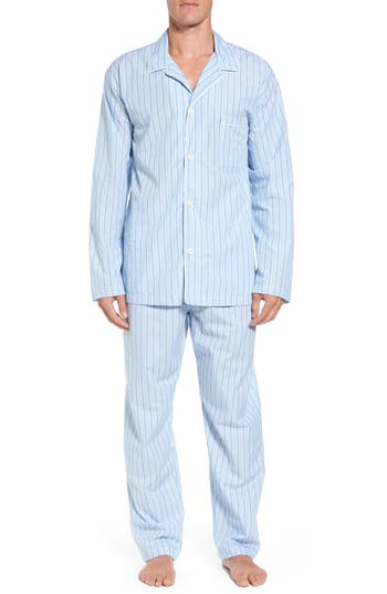 Polo Ralph Lauren Cotton Pajama Top, Blue