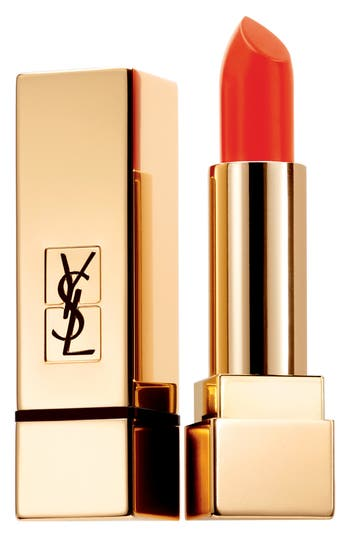 Yves Saint Laurent Rouge Pur Couture The Mats Lipstick - 220 Blood Orange Pact