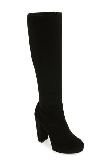Calvin Klein Mailia Tall Boot, Black