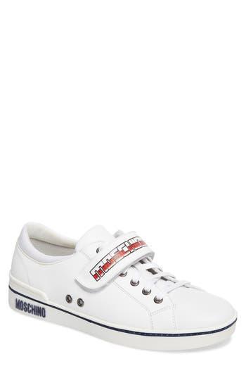 Men's Moschino Strap Sneaker