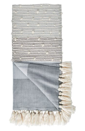 Dwellstudio Tallulah Throw Blanket, Size One Size - Blue