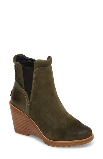 Sorel After Hours Chelsea Boot, Green