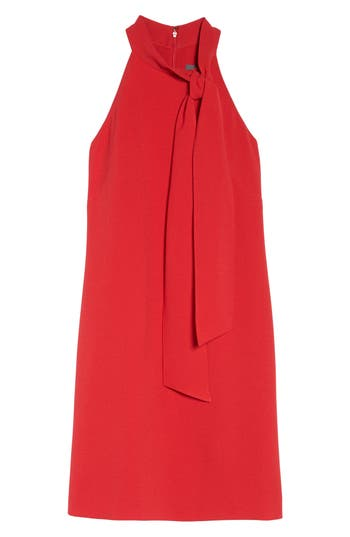 Vince Camuto A-Line Dress, Red
