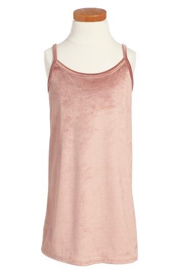 Girl's Beru Fiona Slipdress, Size 5-6 - Pink