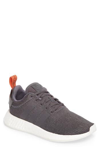 4895d0070 Adidas Originals Nmd R2 Sneaker In Grey  Grey  Future Harvest ...
