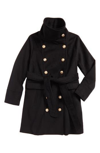 Girl's Bardot Junior Cassie Double Breasted Coat
