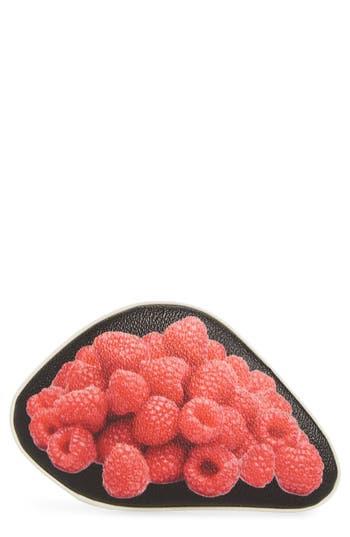 Undercover Raspberries Coin Purse - Black