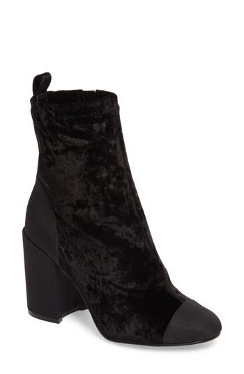 Marc Fisher Ltd Tache Bootie- Black