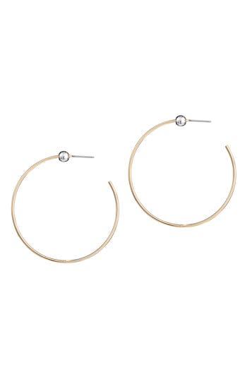 Women's Jenny Bird Icon Hoop Earrings