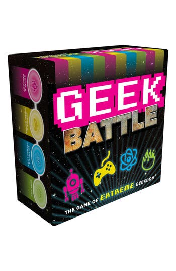 Geek Battle Game, Size One Size - Pink