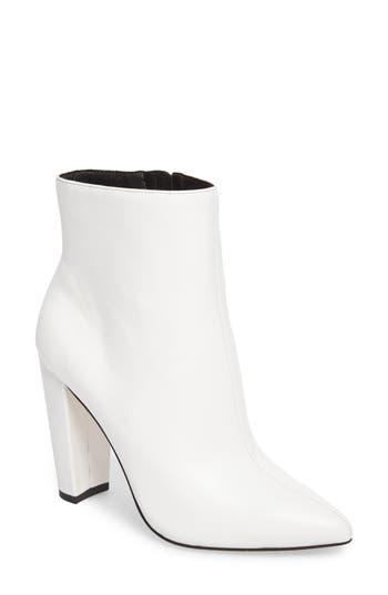 Jessica Simpson Teddi Crescent-Heel Bootie