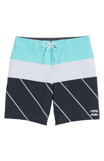 Billabong Tribong X Board Shorts, Green