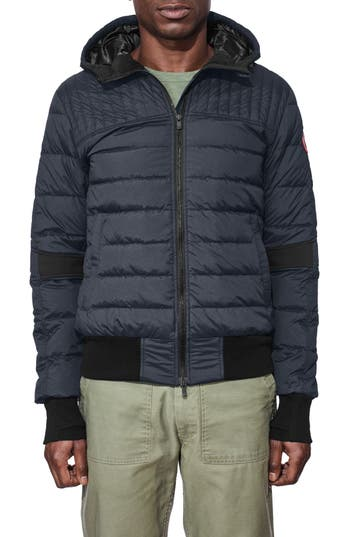 Canada Goose Cabri Hooded Down Jacket, Blue