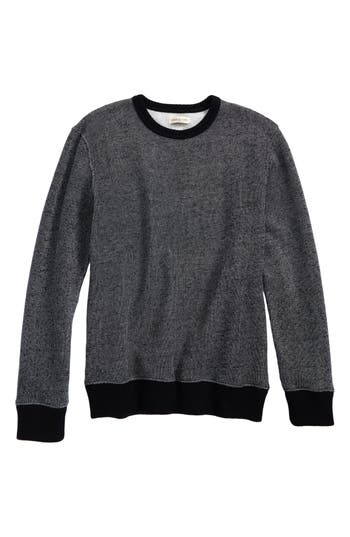 Boy's Tucker + Tate Brushed Fleece Pullover