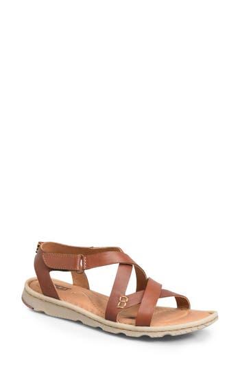 Women's B?rn Trinidad Sandal, Size 8 M - Brown