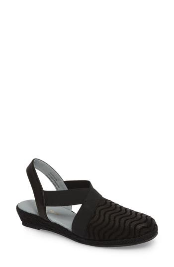 David Tate Snazzy Flat, Black