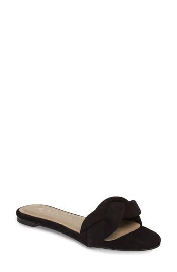 Matisse Georgie Slide Sandal, Black