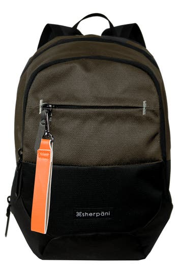Sherpani Mini Dash Rfid Backpack - Grey