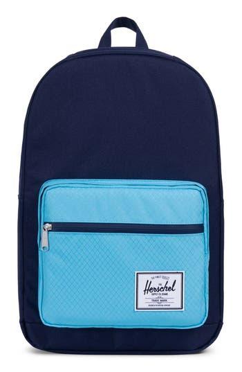 Herschel Supply Co. Pop Quiz Contrast Backpack - Blue