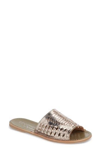Coconuts By Matisse Mateo Slide Sandal