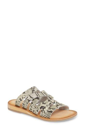 Coconuts By Matisse Ladylike Slide Sandal, Beige
