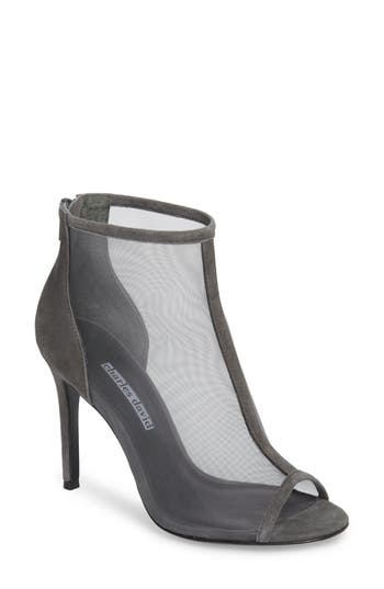 Charles David Court Mesh Bootie, Grey