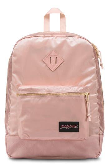 Jansport Super Fx Gym Backpack - Pink