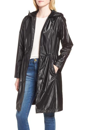 Bernardo Metallic Rain Jacket, Metallic