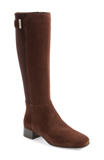 Aquatalia Letizia Weatherproof Boot, Brown