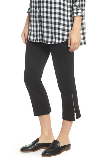 Lysse Gemini Crop Leggings, Black