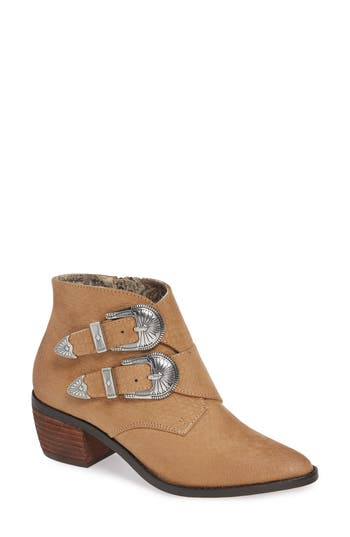 Band Of Gypsies Jericho Bootie, Beige