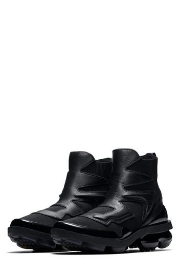 Air Vapormax Light Ii Sneaker, Black/ Black