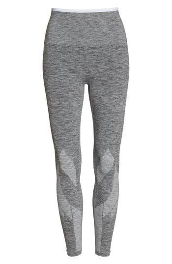 Lndr Six Eight Stripe Leggings, Grey