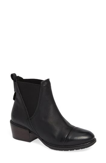 Timberland Sutherlin Bay Slouch Chelsea Bootie, Black