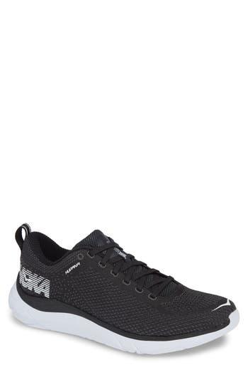 Hoka One One Hupana 2 Running Shoe, Black