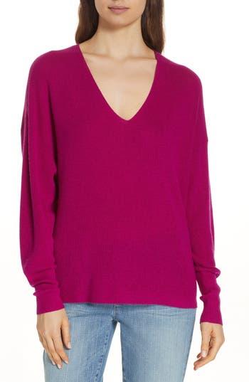 Eileen Fisher Merino Wool Sweater, Pink