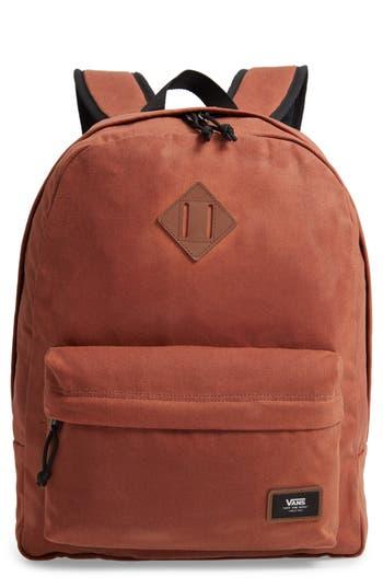 Vans Old Skool Plus Backpack - Brown