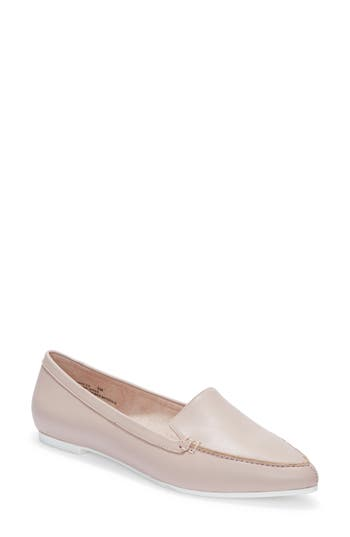 Me Too Audra Loafer Flat- Pink