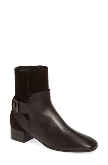 Aquatalia Lilly Weatherproof Boot, Brown