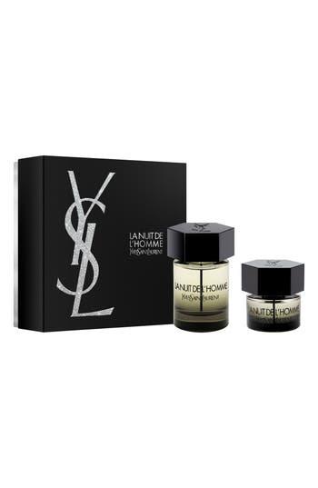 SAINT LAURENT La Nuit De L'Homme Eau De Toilette Gift Set ($150 Value)