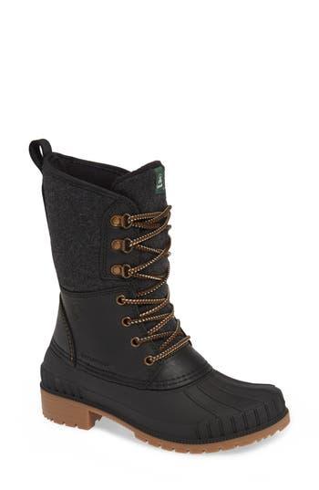Kamik Sienna 2 Duck Boot, Black