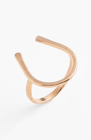 Women's Ija Horseshoe Ring