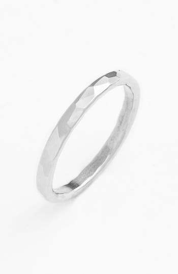 Women's Nashelle Ija Hammered Ring