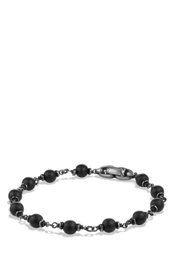 Men's David Yurman 'Spiritual Beads' Rosary Bead Bracelet