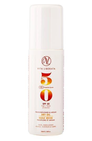 Vita Liberata Passionflower & Argan Dry Oil Spf 50