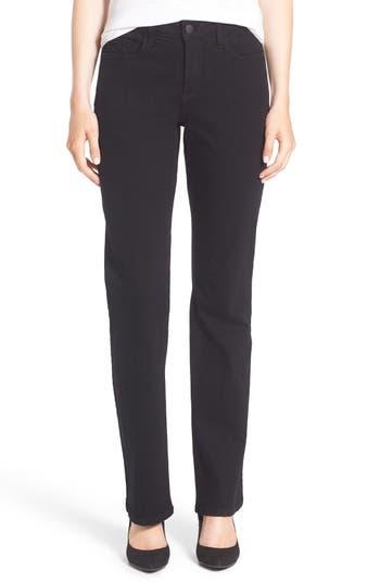 Petite Women's Nydj Barbara Stretch Bootcut Jeans