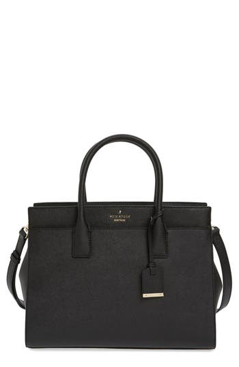 Kate Spade New York Cameron Street - Candace Leather Satchel -