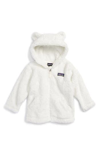 Infant Patagonia Furry Friends Fleece Hoodie