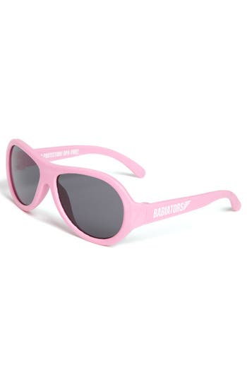 Infant Babiators 'Junior Babiators' Sunglasses - Pink